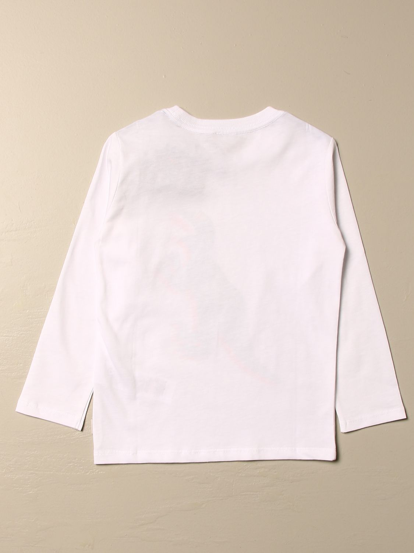 T-shirt Paul Smith Junior: Jumper kids Paul Smith Junior white 2