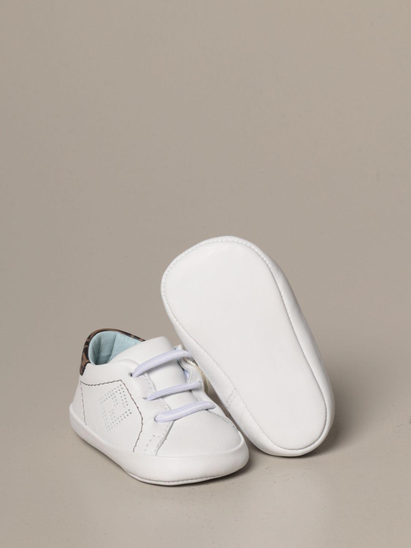 鞋履 Fendi: 鞋履 儿童 Fendi 白色 2