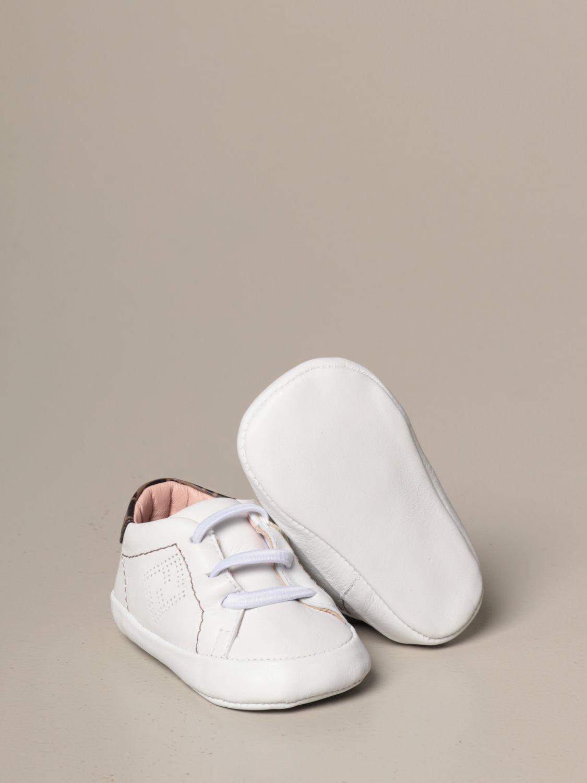鞋履 Fendi: 鞋履 儿童 Fendi 白色 1 2