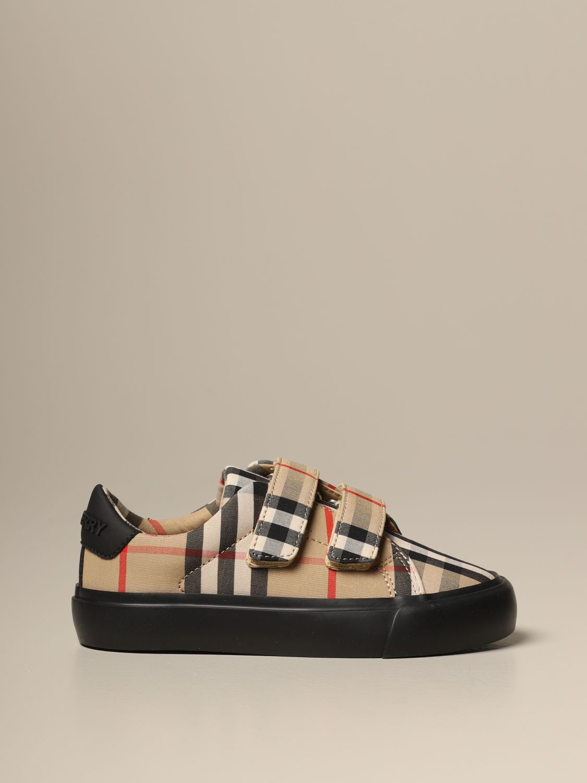 Zapatos Burberry: Zapatos niños Burberry beige 1