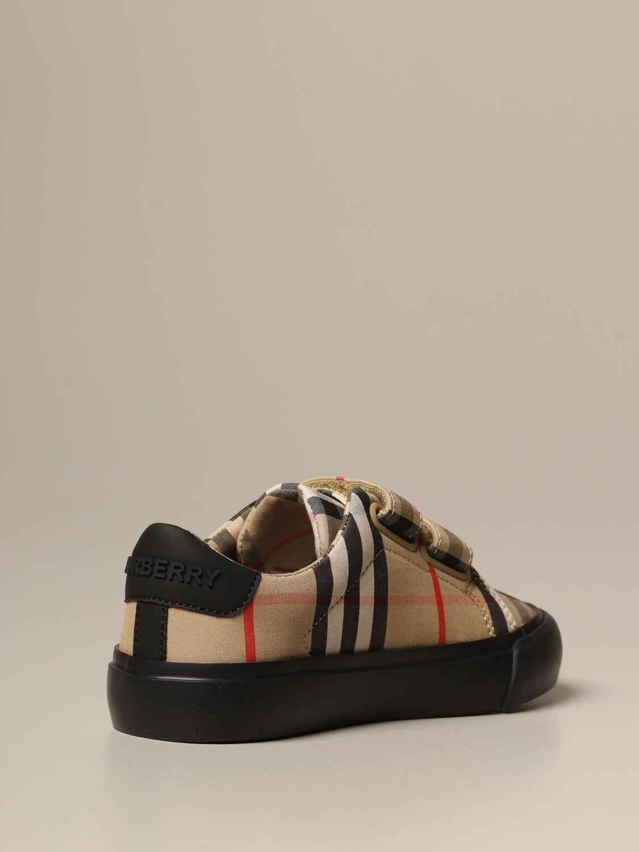 Zapatos Burberry: Zapatos niños Burberry beige 3