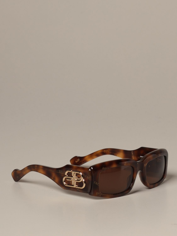 Glasses Balenciaga: Glasses women Balenciaga brown 1