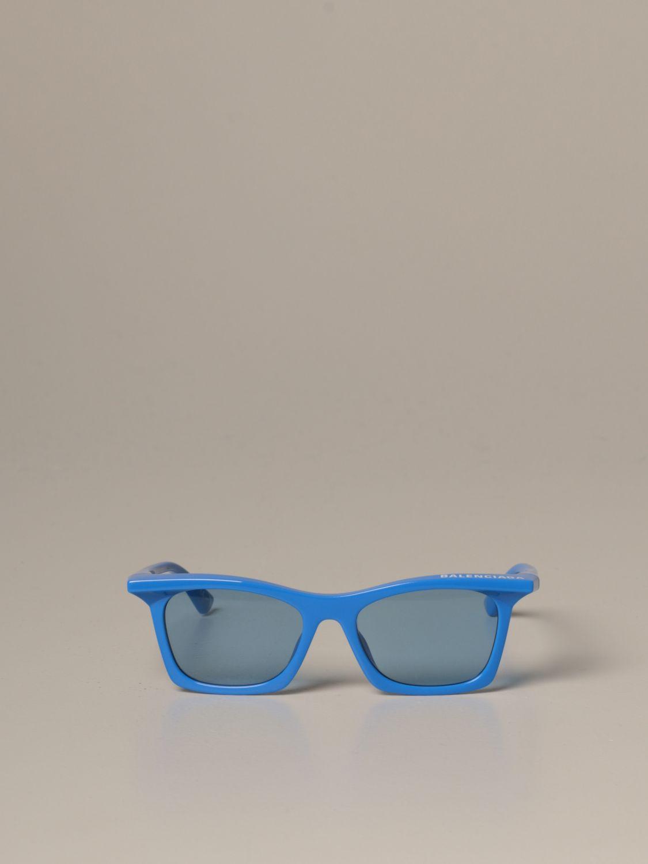 Солнцезащитные очки Balenciaga: Солнцезащитные очки Мужское Balenciaga голубой 2