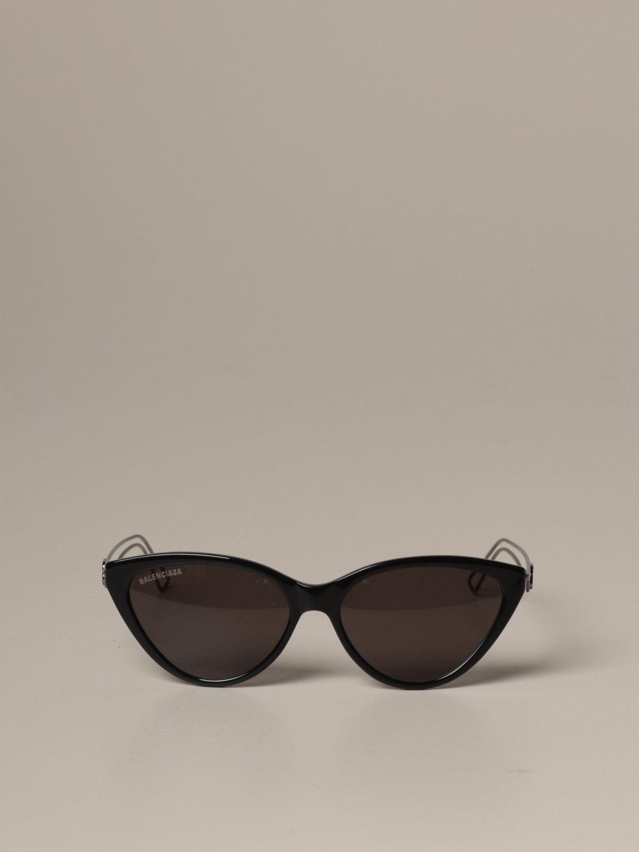 Glasses Balenciaga: Glasses women Balenciaga black 2