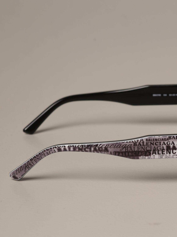 Солнцезащитные очки Balenciaga: Солнцезащитные очки Женское Balenciaga серый 3