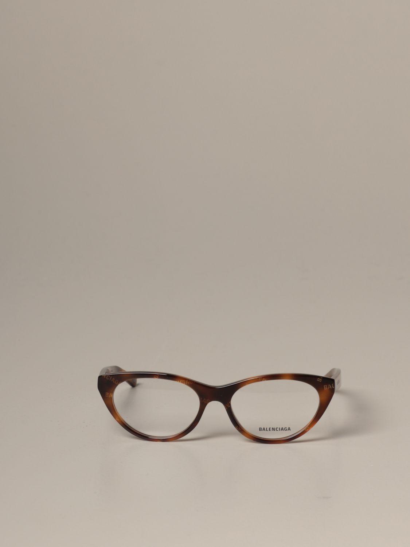 Glasses Balenciaga: Glasses women Balenciaga white 1 2