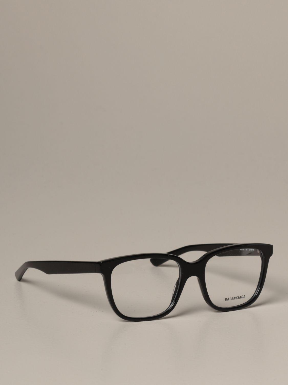 Glasses Balenciaga: Glasses men Balenciaga white 1 1
