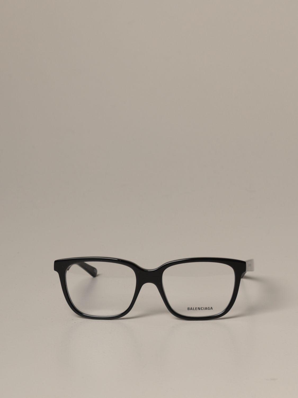 Glasses Balenciaga: Glasses men Balenciaga white 1 2