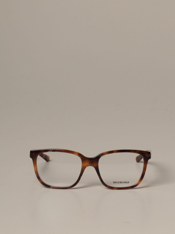 Glasses Balenciaga: Balenciaga acetate eyeglasses white 2 2