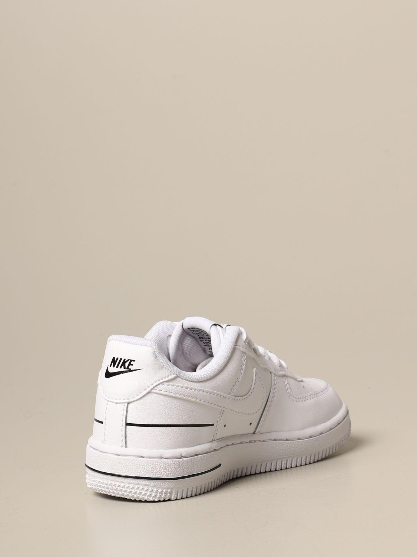 chaussure nike blanc enfant