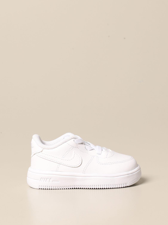 Chaussures Nike: Chaussures enfant Nike blanc 1