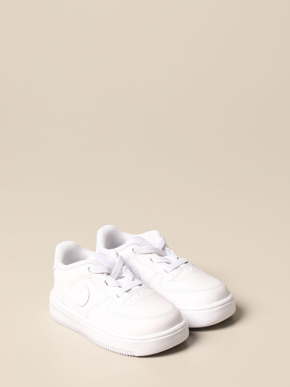 Chaussures Nike: Chaussures enfant Nike blanc 2