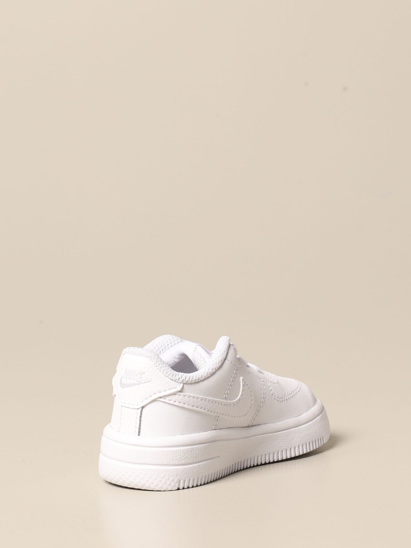 Chaussures Nike: Chaussures enfant Nike blanc 3