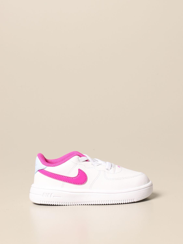 Shoes Nike: Nike Force 1 '18 sneakers fuchsia 1