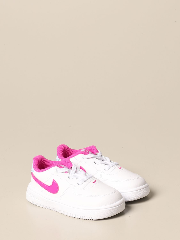 Shoes Nike: Nike Force 1 '18 sneakers fuchsia 2