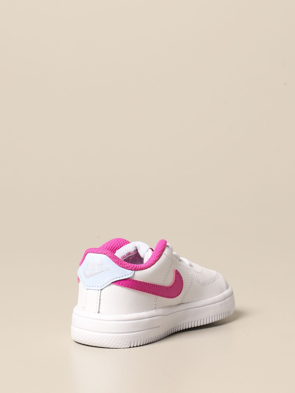 Shoes Nike: Nike Force 1 '18 sneakers fuchsia 3