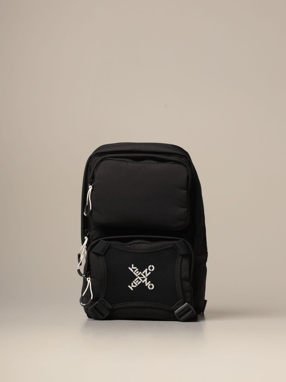 Shoulder bag Kenzo: Shoulder bag men Kenzo black 1