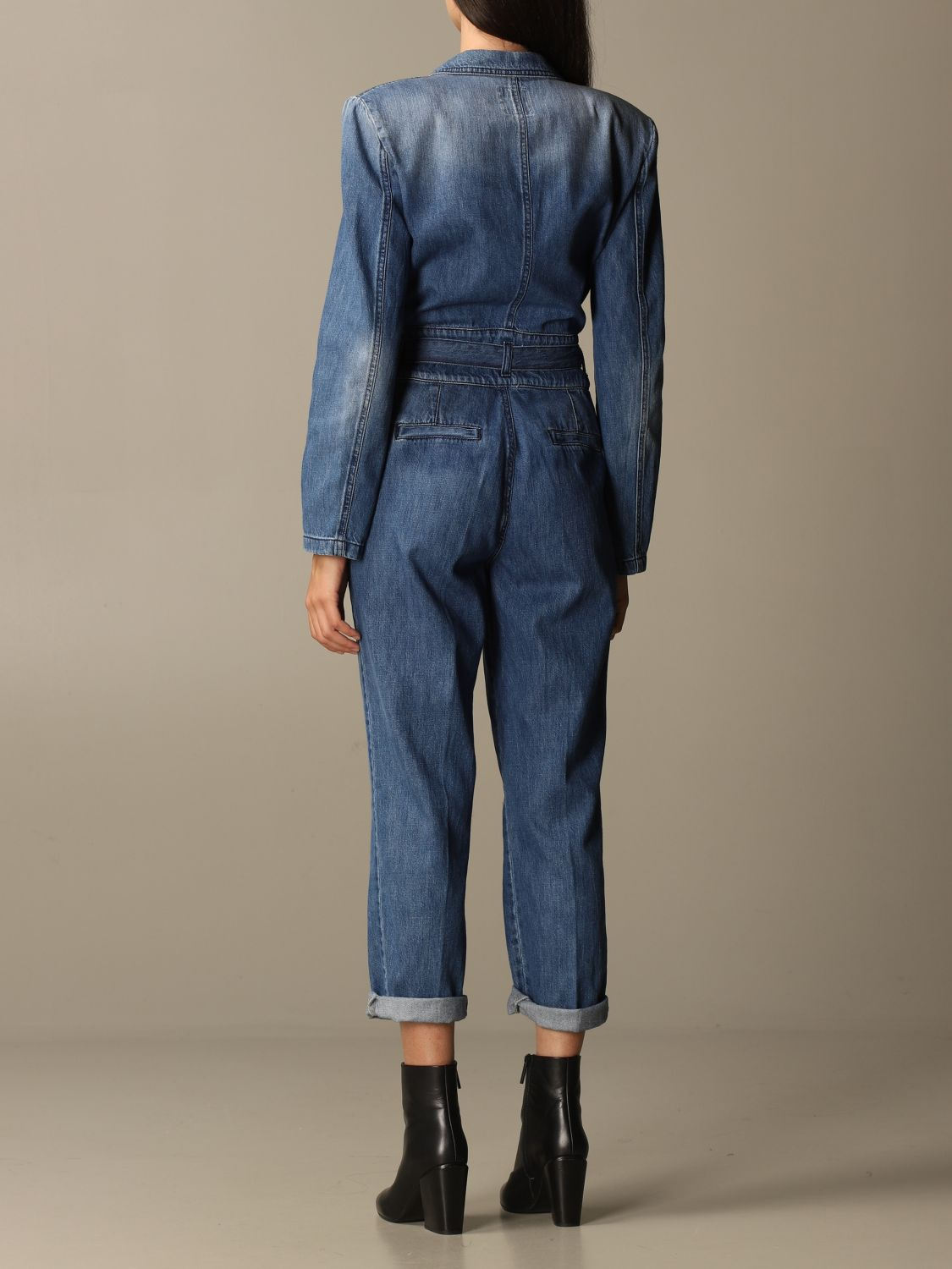 Jumpsuit Pinko: Jumpsuit damen Pinko denim 2
