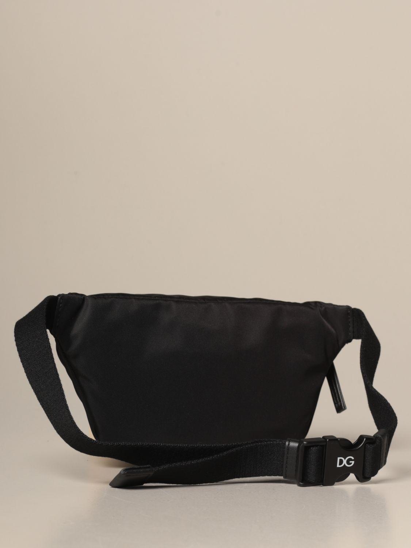 Borsa Dolce & Gabbana: Marsupio Dolce & Gabbana in nylon nero 2