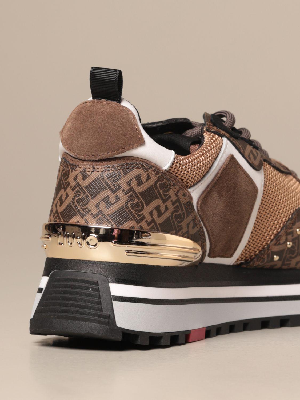 código postal Apropiado me quejo  Zapatos mujer Liu Jo   Zapatillas Liu Jo Mujer Marrón   Zapatillas Liu Jo  BF0069EX062 Giglio ES