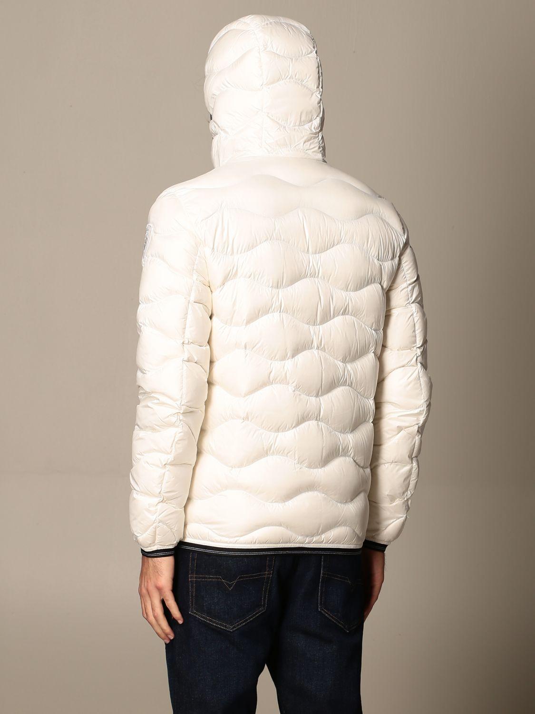 Giacca Blauer: Piumino Blauer con cappuccio bianco 2