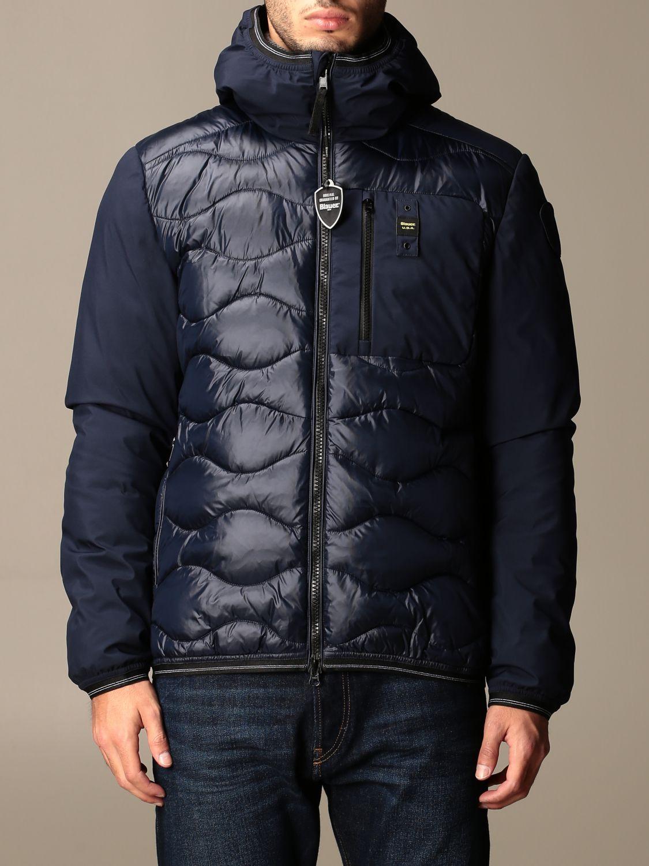 Куртка Blauer: Куртка Женское Blauer синий 1