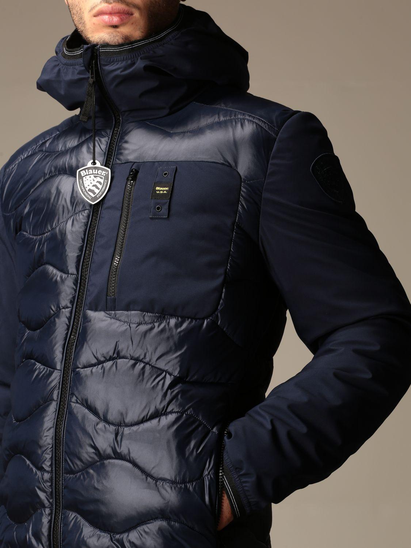 Куртка Blauer: Куртка Женское Blauer синий 3
