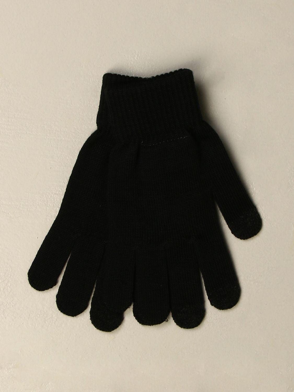 Gloves K-Way: Gloves men K-way black 2