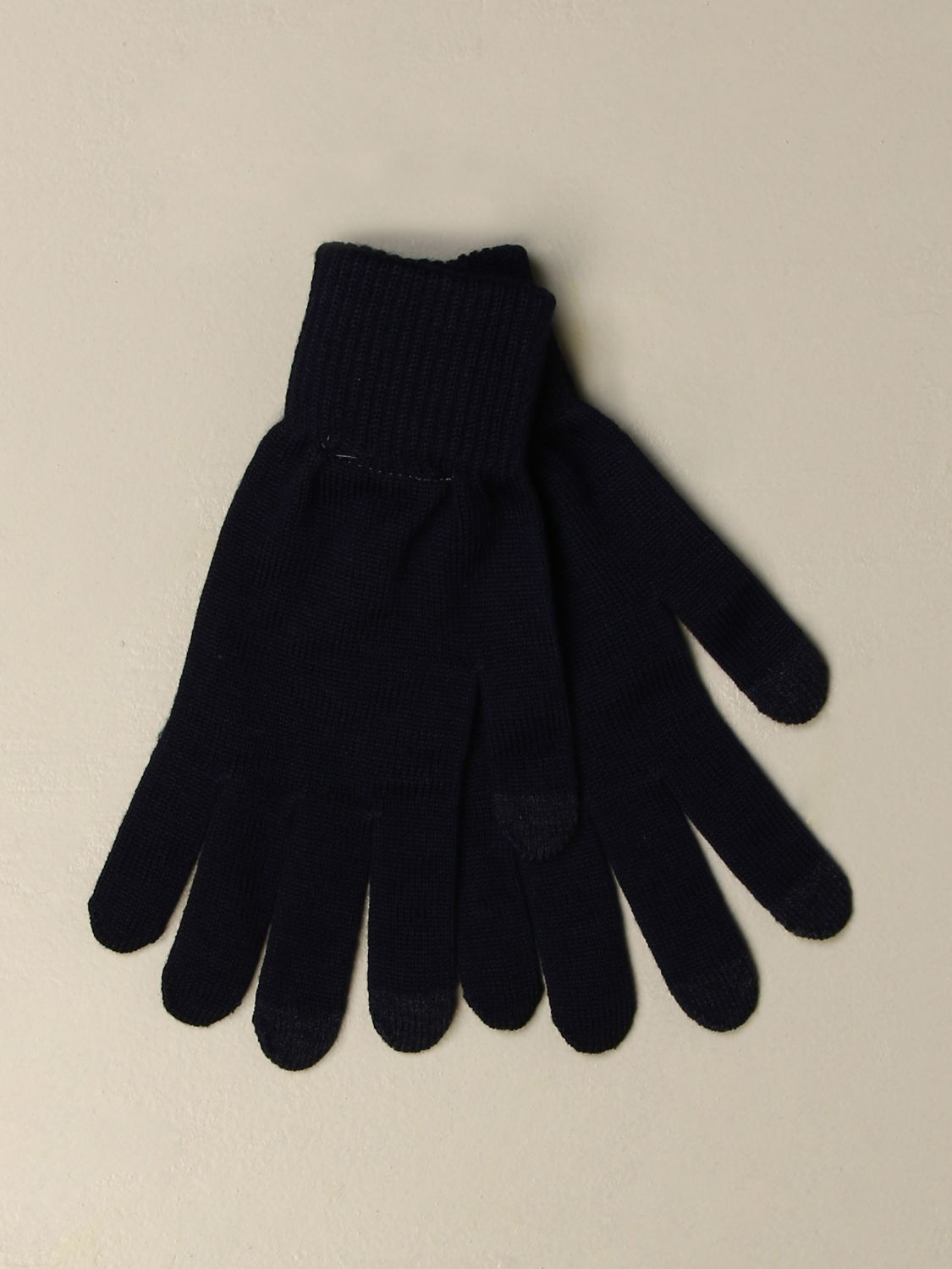 Gloves K-Way: Gloves men K-way blue 2