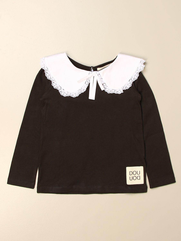 T恤 Douuod: T恤 儿童 Douuod 灰色 1