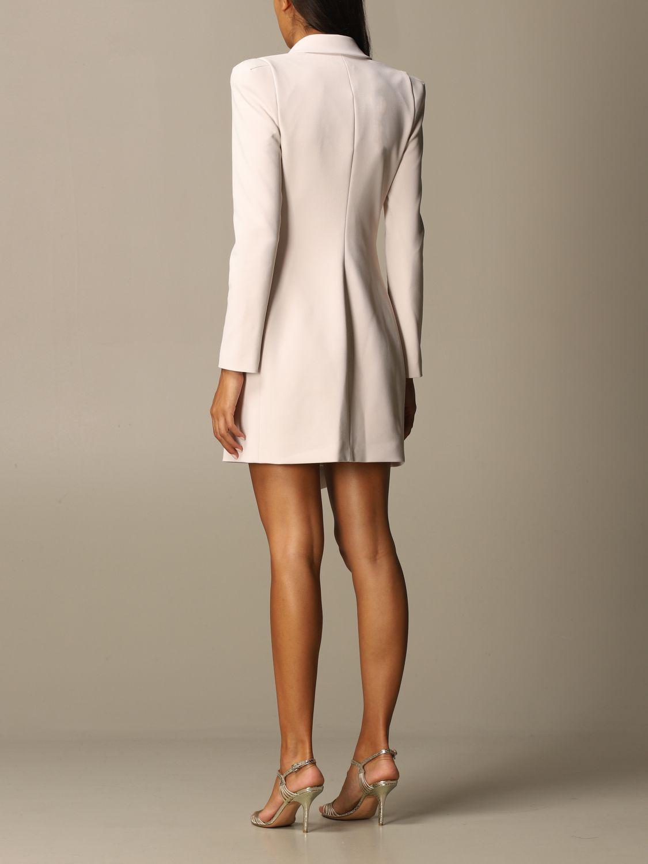 Dress Elisabetta Franchi: Dress women Elisabetta Franchi blush pink 2