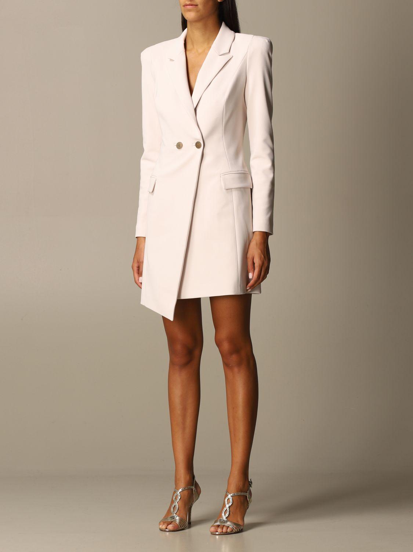 Dress Elisabetta Franchi: Dress women Elisabetta Franchi blush pink 3