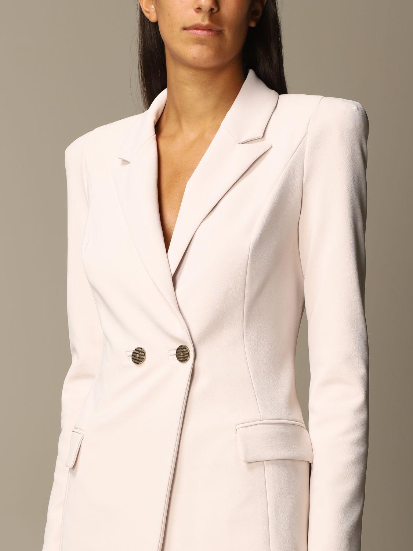 Dress Elisabetta Franchi: Dress women Elisabetta Franchi blush pink 4