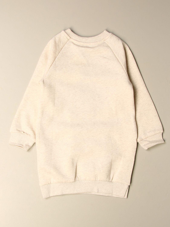 Robe Kenzo Junior: Robe enfant Kenzo Junior blanc 2