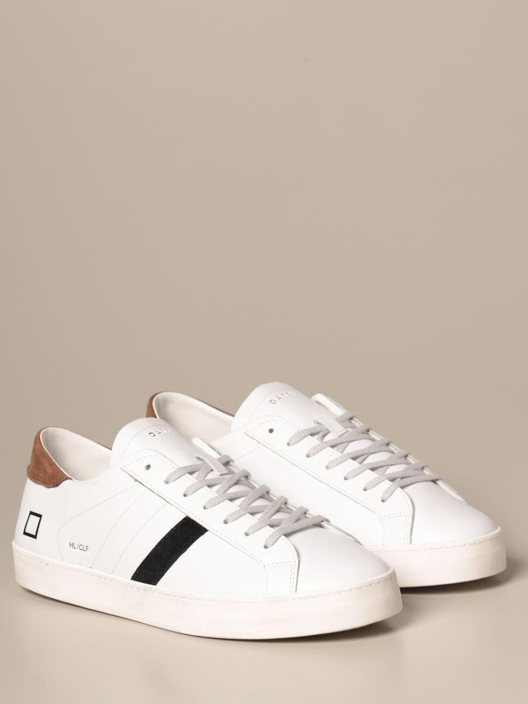 Sneakers D.a.t.e.: Shoes men D.a.t.e. white 2