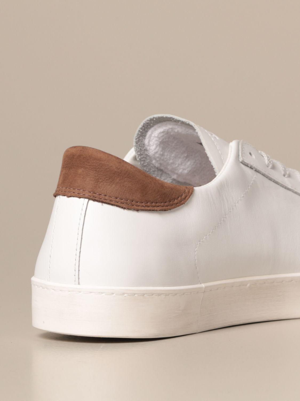 Sneakers D.a.t.e.: Shoes men D.a.t.e. white 3