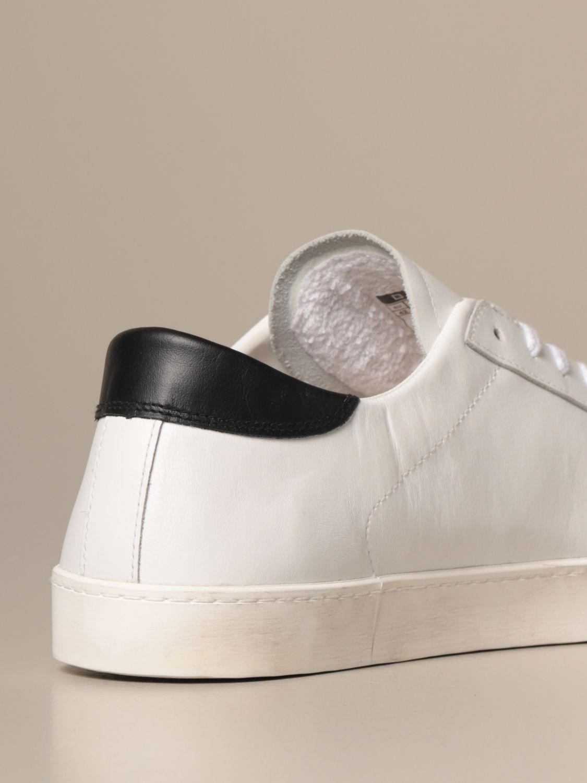 Sneakers D.a.t.e.: Schuhe herren D.a.t.e. weiss 1 3