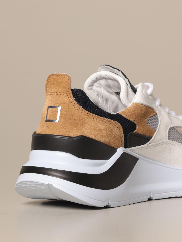 Sneakers D.a.t.e.: Shoes men D.a.t.e. sand 3