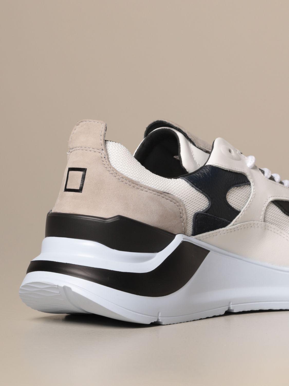 Sneakers D.a.t.e.: Shoes men D.a.t.e. blue 3