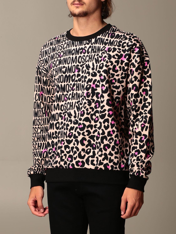Sweatshirt herren Moschino Underwear