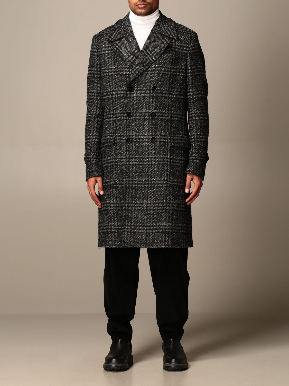 Пальто Dolce & Gabbana: Пальто Мужское Dolce & Gabbana черный 1