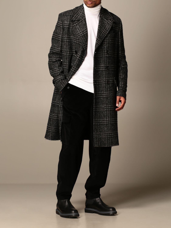 Пальто Dolce & Gabbana: Пальто Мужское Dolce & Gabbana черный 2