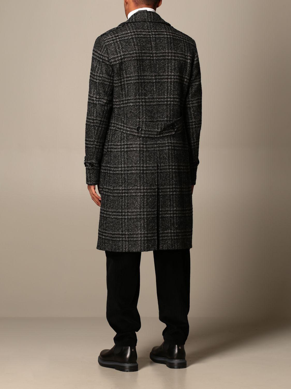 Пальто Dolce & Gabbana: Пальто Мужское Dolce & Gabbana черный 3