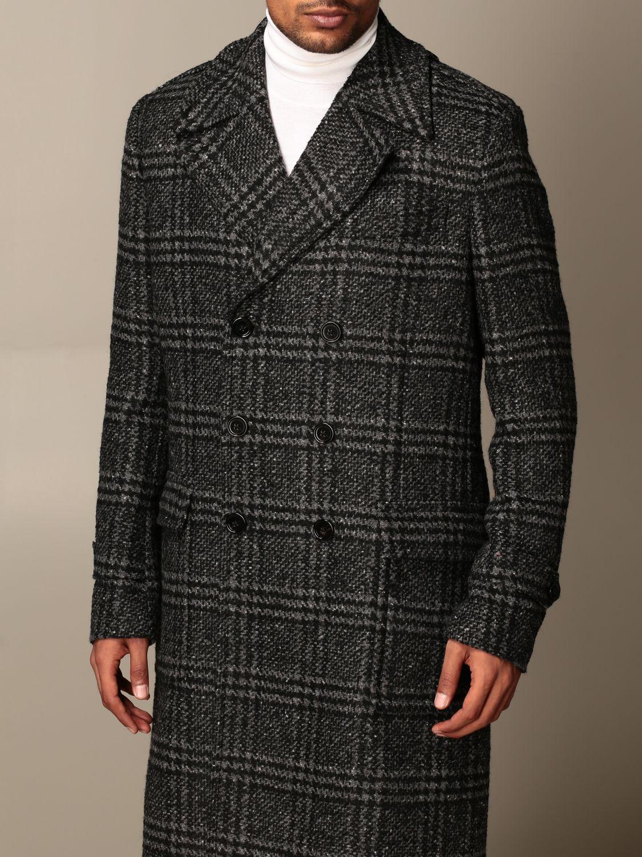 Пальто Dolce & Gabbana: Пальто Мужское Dolce & Gabbana черный 4