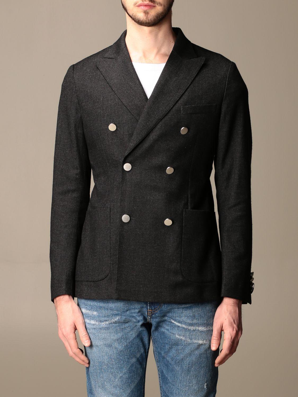 Куртка Claudio Tonello: Куртка Мужское Claudio Tonello серый 1
