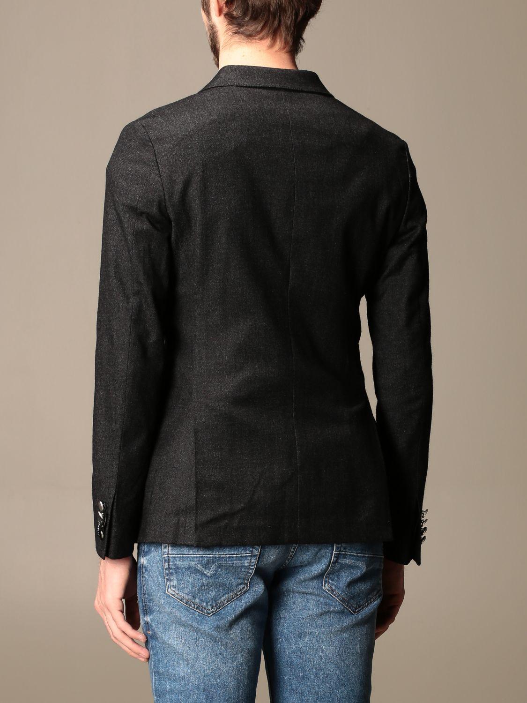 Куртка Claudio Tonello: Куртка Мужское Claudio Tonello серый 2
