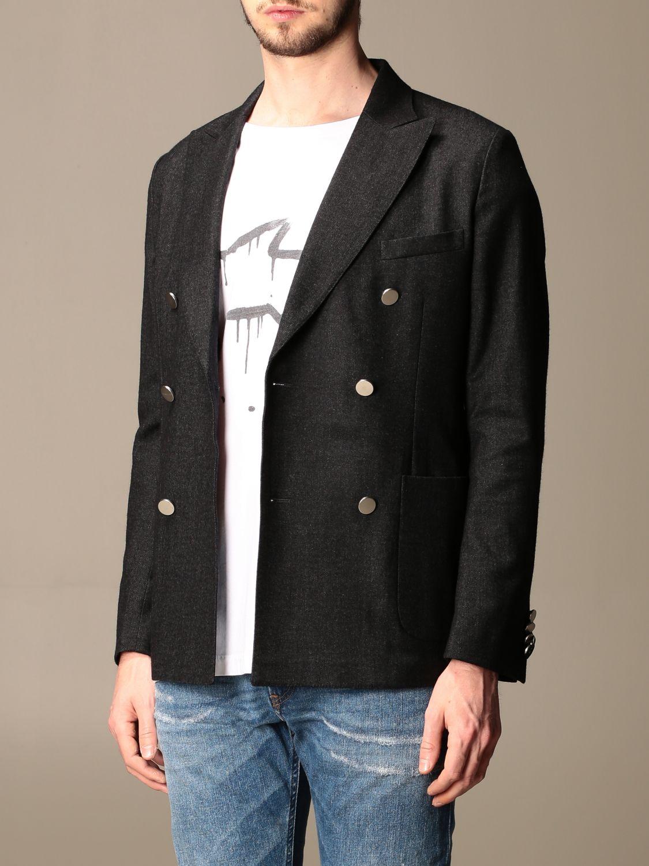 Куртка Claudio Tonello: Куртка Мужское Claudio Tonello серый 3