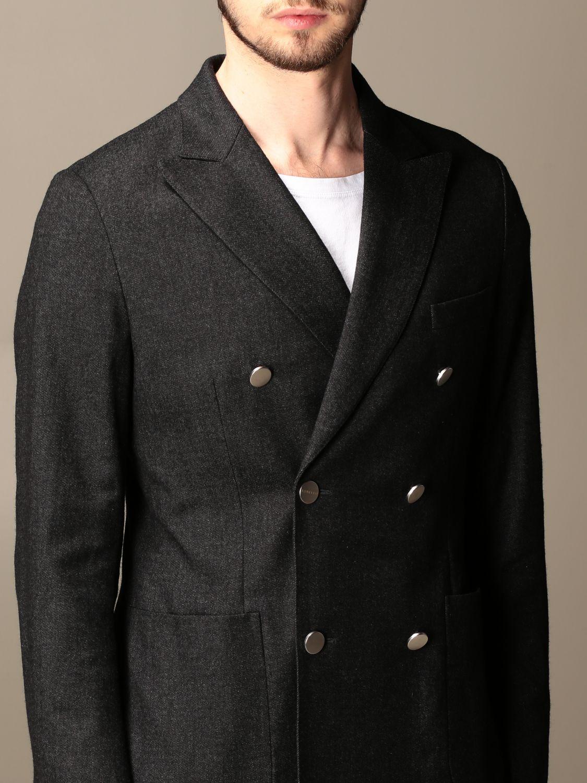 Куртка Claudio Tonello: Куртка Мужское Claudio Tonello серый 4