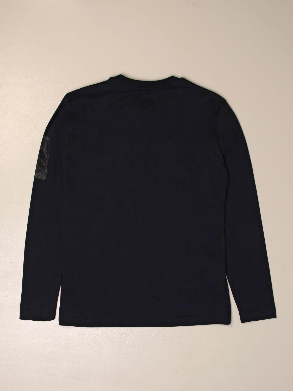 Jersey C.p. Company: Jersey niños C.p. Company azul oscuro 2