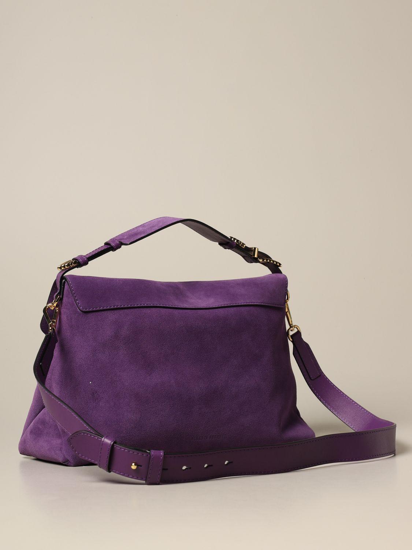 Bolso de hombro Alberta Ferretti: Bolso de hombro mujer Alberta Ferretti violeta 3